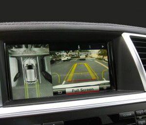 دوربین 360 درجه خودرو