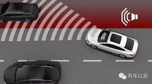 سیستم هشدار نقاط کور خودرو در جاده